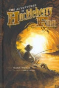 The Adventures of Huckleberry Finn (Hardcover)