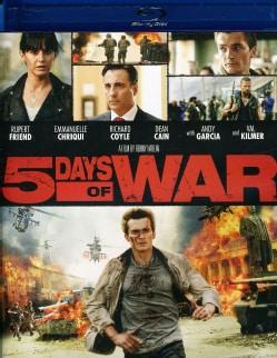 5 Days Of War (Blu-ray Disc)