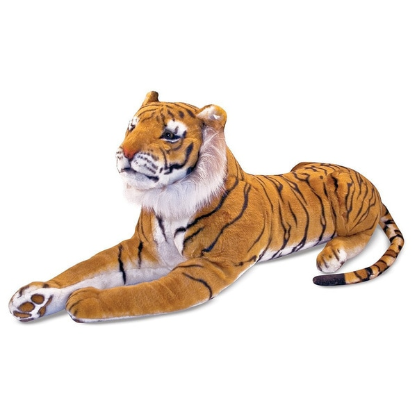 Melissa & Doug Plush Tiger