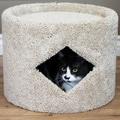 New Cat Condos Cat Cave