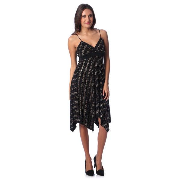 Evanese Women's Glitter Dress