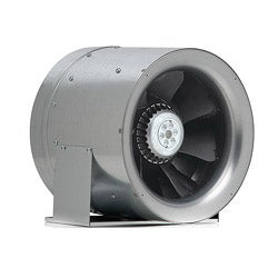 CAN 10-inch Max Fan Mixed Flow Inline Fan