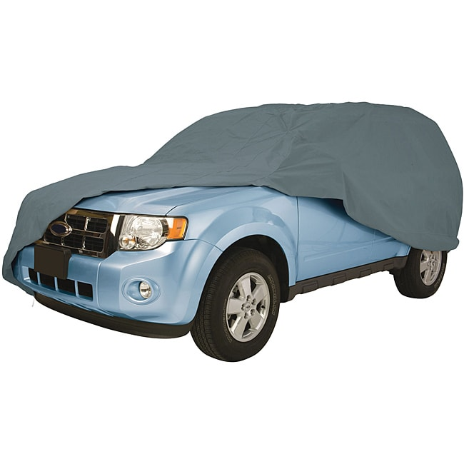 Sunproof Outdoor Usage Sport Utility Vehicle Cover