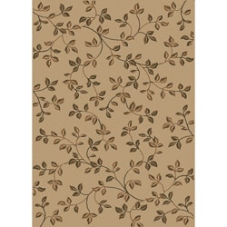 Virginia Beige Area Rug (7'9 x 11')