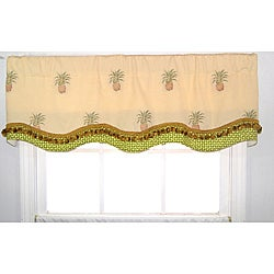 Pineapple Field Glory Valance