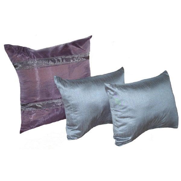 Rainer Coordinating 3-piece Decorative Pillows Set