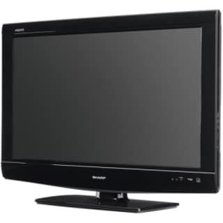 Sharp LC32D59U 32-inch 720p LCD TV (Refurbished)