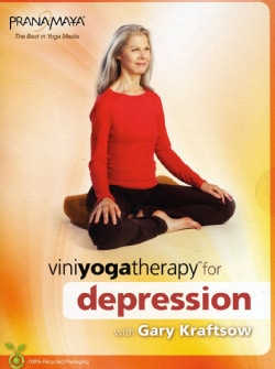 Viniyoga Therapy for Depression for Beginners to Advanced (DVD)