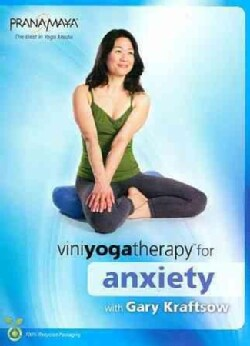Viniyoga Therapy for Anxiety for Beginners to Advanced (DVD)