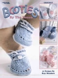 Booties by the Dozen: Crochet (Paperback)