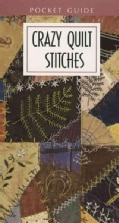 Crazy Quilt Stitches (Paperback)