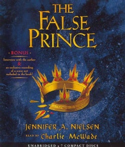 The False Prince (CD-Audio)