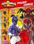 Power Rangers Samurai Power Cards (Paperback)