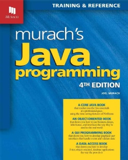 Murach's Java Programming: Training & Reference (Paperback)