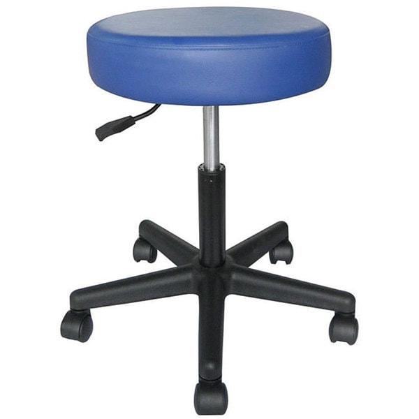Rolling Adjustable Blue Medical Massage Stool 13841372 Sho