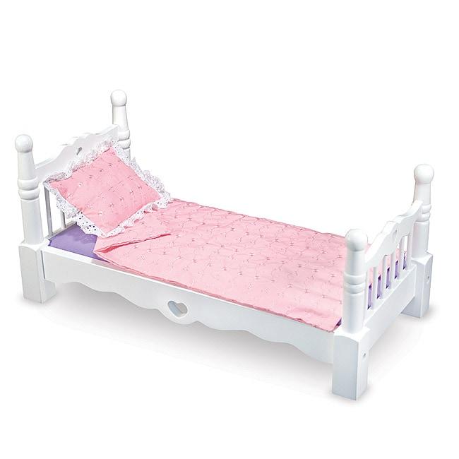 Melissa & Doug Bed Toy