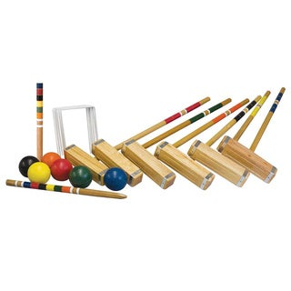 Franklin Sports Advanced Croquet Set