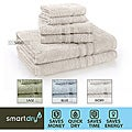 Smart Dry Cotton 6-piece Towel Set