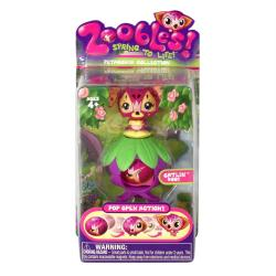 Zoobles Cat and Happitat Toy