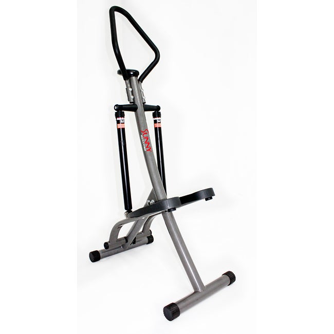 Sunny Health Fitness Climbing Stepper Exercise Machine