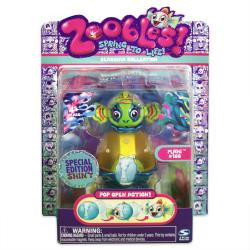 Zoobles Special Edition Fish and Happitat Toy