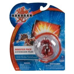 Spinmaster Bakugan Neo Dragonoid Two Booster Pack Plastic Toy