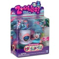 Zoobles Crab and Sea Lion Happitat Toy