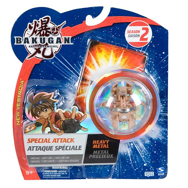 Bakugan Deka Hades Battle Brawler Toy
