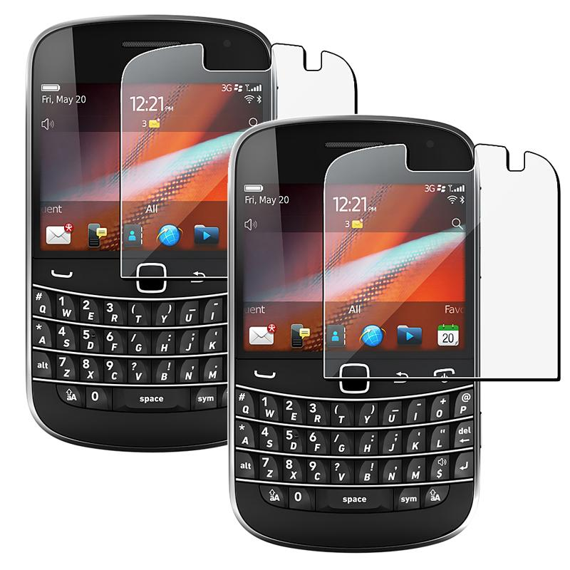 Screen Protector for BlackBerry Bold BLA 9900/ 9930 (Pack of 2)