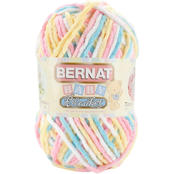 Bernat Pitter Patter Baby Blanket Yarn