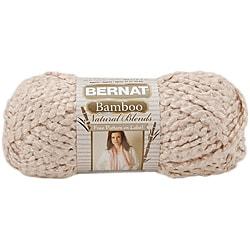 Bernat Bamboo/Acrylic/Polyester Natural Blends Yarn (63 Yards)