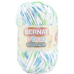 Bernat Funny Prints Baby Blanket Yarn