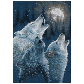 Dimensions In Harmony Counted Cross Stitch Kit