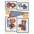 Baby Hugs Little Sports Cross Stitch Kit