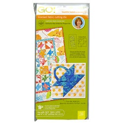 Accuquilt GO! Fabric Bountiful Basket Cutting Die