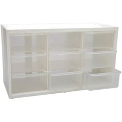 ArtBin Store-in-Drawer Translucent Plastic Sewing Storage Cabinet
