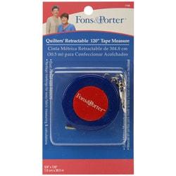 Fons & Porter Retractable Tape Measure
