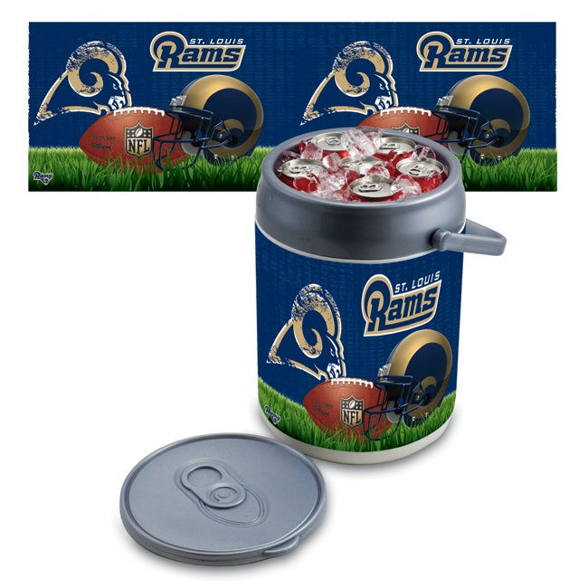 Picnic Time St. Louis Rams Can Cooler