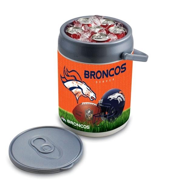 Picnic Time Denver Broncos Can Cooler