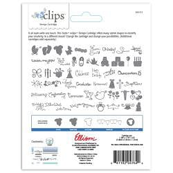 Sizzix Eclips Special Occasions Cartridge