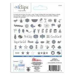Sizzix Eclips Summer Cartridge