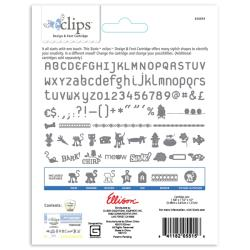 Sizzix Eclips Max & Whiskers Cartridge