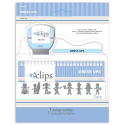 Sizzix Eclips Dress Ups Cartridge