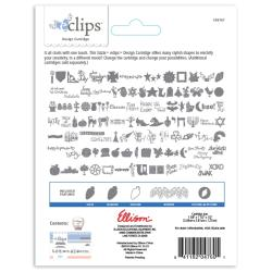 Sizzix Eclips Holiday Cartridge