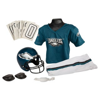 Franklin Sports NFL Philadelphia Eagles Youth Uniform Set