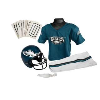 Franklin Sports NFL Philadelphia Eagles Youth Uniform Set