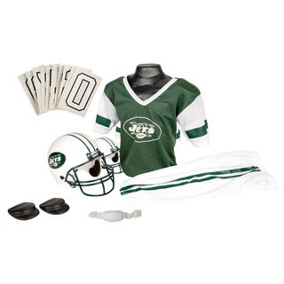 Franklin Sports NFL New York Jets Youth Uniform Set