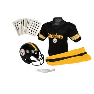 Franklin Sports NFL Pittsburgh Steelers Youth Uniform Set