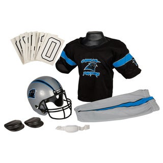 Franklin Sports NFL Carolina Panthers Youth Uniform Set