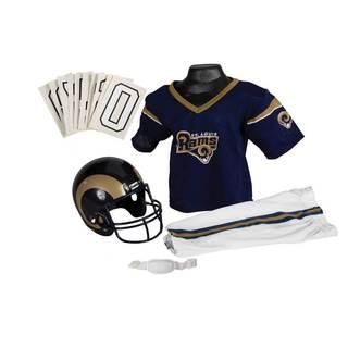 Franklin Sports NFL St. Louis Rams Youth Uniform Set